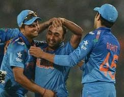 Photo : World Twenty20: India thrash Pakistan by 7 wickets