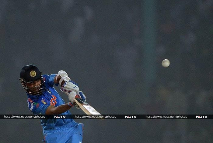 While Kohli eventually fell for 136 and Rahane was removed on 73, India had almost crossed the finish line by then.
