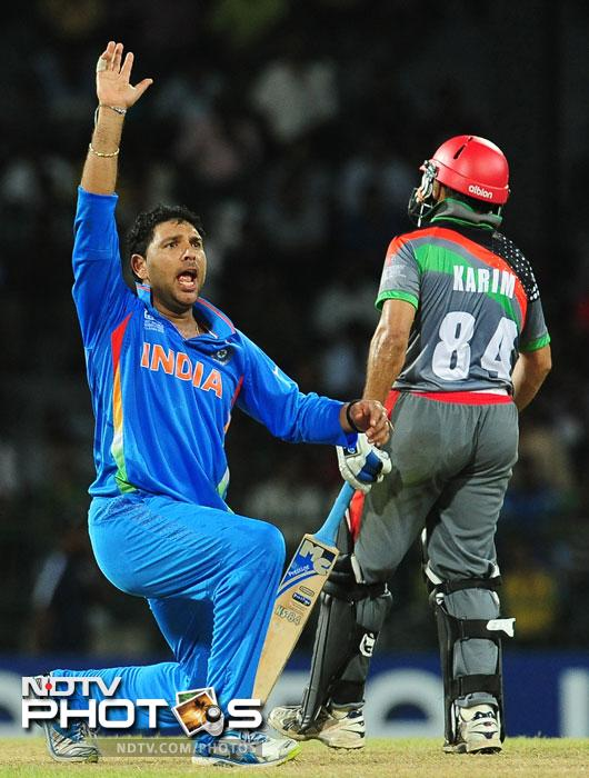 Indian players were subjected to a fair bit of scare but they came out on the winning side against Afghanistan in the opening Group A match in Colombo.<br><br>Yuvraj Singh's three wickets helped his side to a tentative win. He will now look to do the same in Bangladesh.