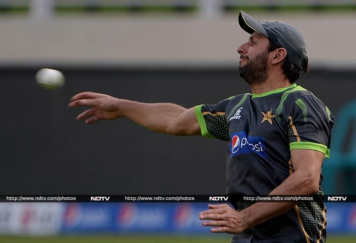 In the opposition camp, all eyes are on the mercurial all-rounder Shahid Afridi.