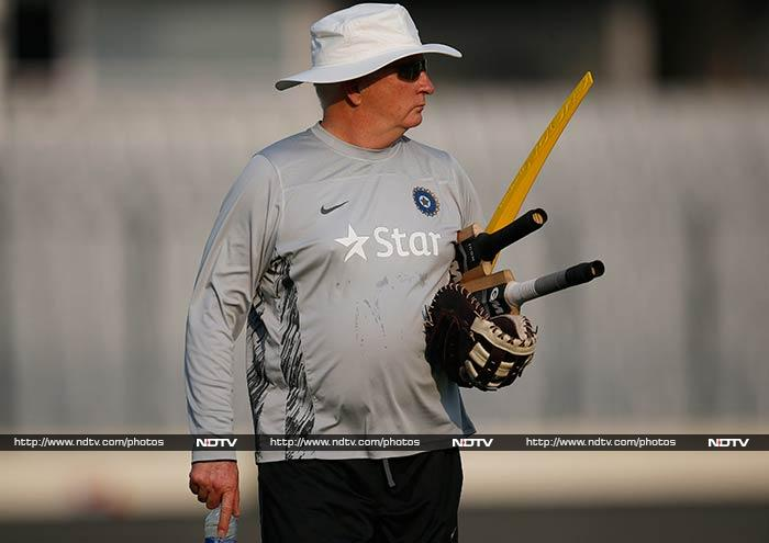 Duncan Fletcher could be under immense scrutiny after former India skipper Sunil Gavaskar called for his sacking following India's dismal show abroad.