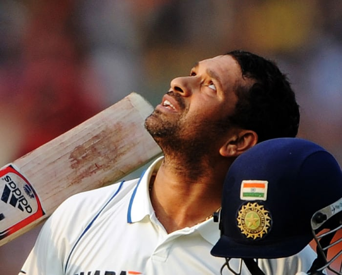 While Sehwag was the flamboyant one, master batsman Sachin Tendulkar played more of an anchor's role. If Sehwag held India's fort in the first innings at Nagpur, it was Sachin in the second.<br><br>Though his hundred proved insufficient in Nagpur, Sachin slammed another hundred in Kolkata, which was his fourth consecutive Test hundred. It was his partnership with Sehwag that set the stage for India.