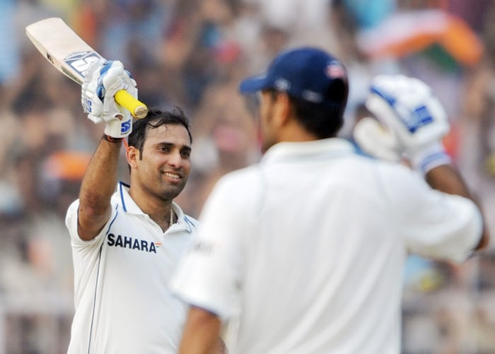 Like Harbhajan, Eden holds special place in VVS Laxman's heart and record book. India missed Laxman dearly in Nagpur as he was sitting out with an injury. But he made sure his only appearance in the Test series did not get unnoticed. He slammed an unbeaten 143 runs in Kolkata to help India set a target for the Proteas.