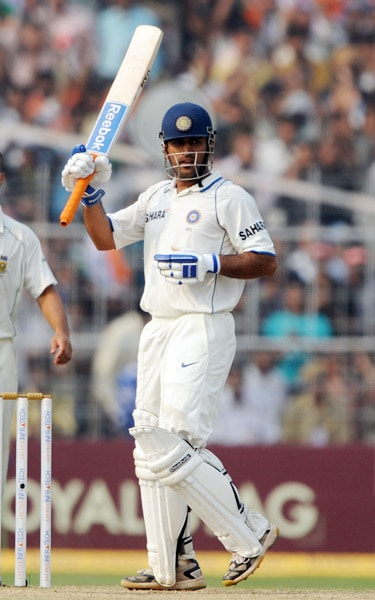 Indian skipper Mahendra Singh Dhoni looked clueless in Nagpur while his bowlers were flayed all over the park. He couldn't do much with the bat either.<br><br>However it was a different story in Kolkata. Not only he slammed his fourth Test hundred, but also looked much more assured about his resources. And that what's made his captaincy really impressive. In the second innings, he was left with three main bowlers with Zaheer out with injury. But he rotated them well to extract a much-needed and deserving win.