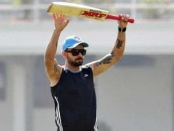 India, Sri Lanka Train Hard Before ODI Battle