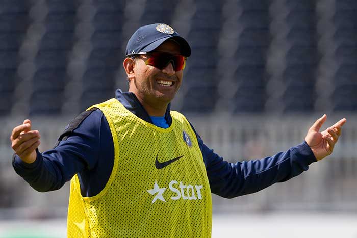 ICC may have turned down BCCI's appeal to review verdict in Ravindra Jadeja vs James Anderson spat but MS Dhoni did not seem to let it get to him as he enjoyed the customary game of football.