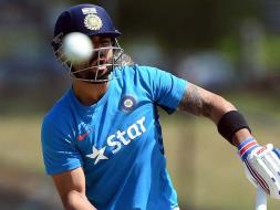 Photo : World Cup: Team India Prepares to Powder Proteas