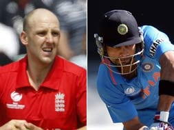 Photo : India vs England in final: Top duels to watch out for