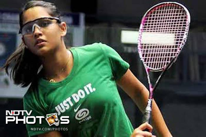 <b> Style and substance:</b> She may be all of 20 but age has never stopped the determined. Dipika Pallikal became the first Indian to break into the final eight of World Open Squash, in November.