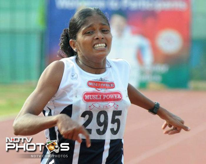 <b>Tintu's double gold:</b> PT Usha's protégé Tintu Luka achieved a double gold on the European Circuit, at Karlstad and Amsterdam while she settled for a silver at Leuven, Belgium in August. In September, the Kerala athlete participated in the World Championships, where she failed to advance to the final round, but her performance was enough for her to book a berth at the 2012 London Olympics.