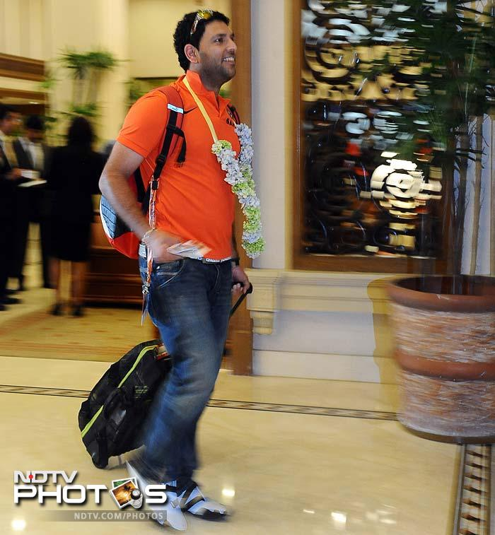 Yuvraj Singh is another player with a lot of skill. He made his comeback after recovering from cancer, in the match against New Zealand. Brimming with confidence, he will play a crucial role in sending the ball across all parts of the ground.