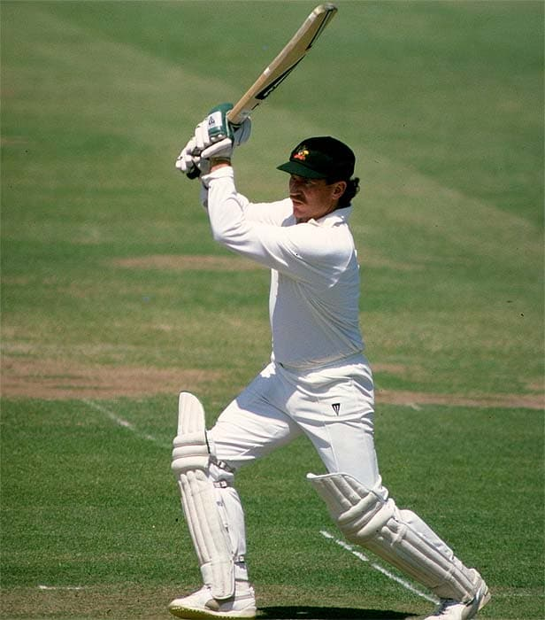 <b>9th October, 1987:</b> India's closest match against Australia was at Chennai. Despite getting Australia to bat first, India could not stem the flow of runs as they eventually capsized by a single run chasing a target of 271. (Getty Images)