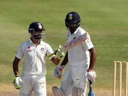 Jadeja, Rahul Knocks Help India Take Lead