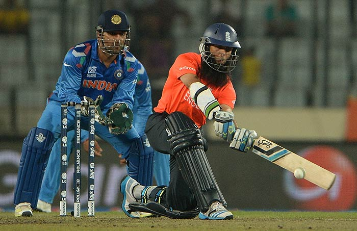 Moeen Ali (46 off 38 balls) tried to ruffle a few feathers but was dismissed while trying to up the scoring rate.