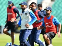 India Train Hard Ahead of Oval Test vs England
