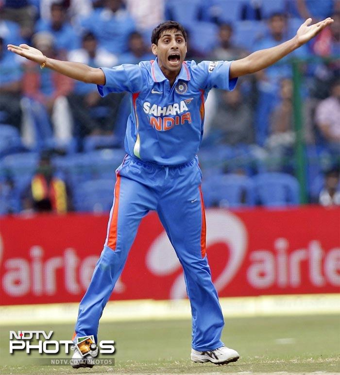 Ashish Nehra has also not managed to get himself a look-in. Injuries have hounded him in the past but he was in contention to be picked.