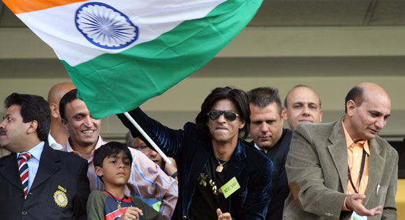 King Khan has been pulled up by the Health Minister for smoking on and off screen. He was also blamed for promoting his film Om Shanti Om during a T-20 final.