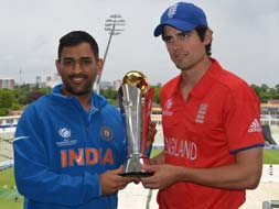 Photo : ICC Champions Trophy: India, England all geared up for Sunday blockbuster