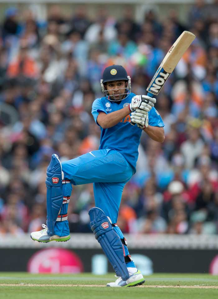 In the chase, Rohit Sharma hit back-to-back fifties to justify his promotion as an opener. Rohit was dismissed for 52, but by then the damage had already been done.