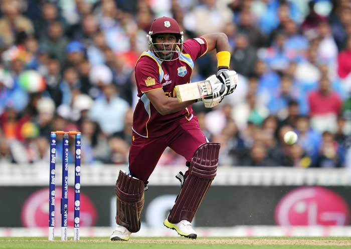 West Indian hopes were pined on their newly appointed skipper Dwayne Bravo. But the captain failed to deliver with the bat and ball scoring 25, and ending with figures of 0/36.
