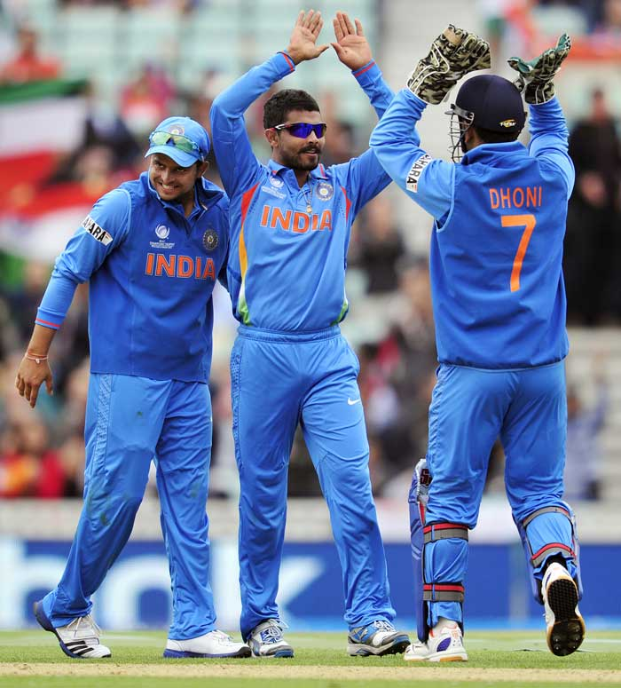 This was Jadeja's first fifer in ODI cricket. After the match, skipper MS Dhoni said the team was 'discovering a new Jadeja'.