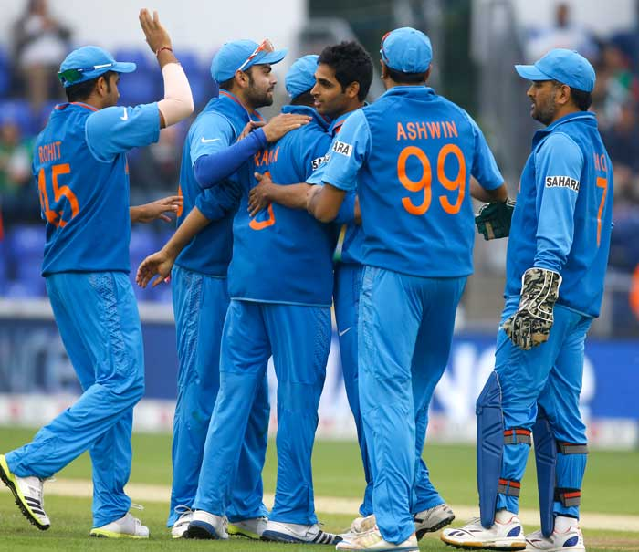 R Ashwin picked up three wickets, while Ravindra Jadeja and Ishant Sharma picked one apiece as a brilliant bowling performance set up an 8-wicket victory.