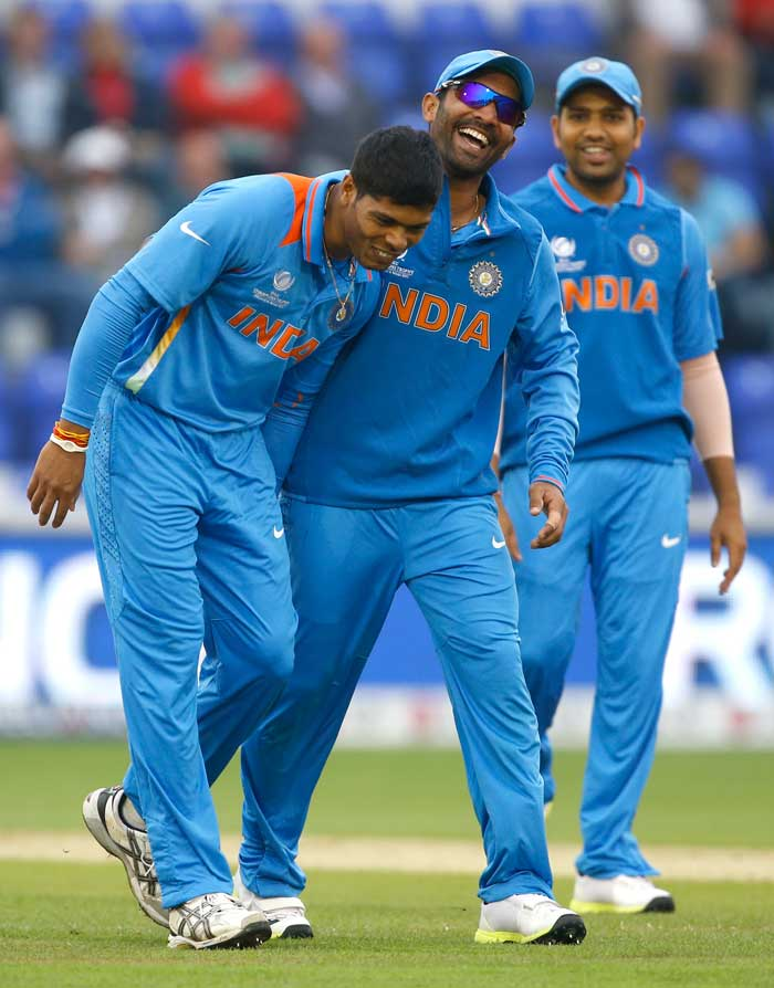 Umesh Yadav emerged without a wicket, but put in an impressive performance. So far in the tournament the Indian batting has flourished, but against Sri Lanka the bowling unit came to the fore.