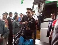 Photo : Team India arrives in Bangladesh, with eye on Asia Cup title
