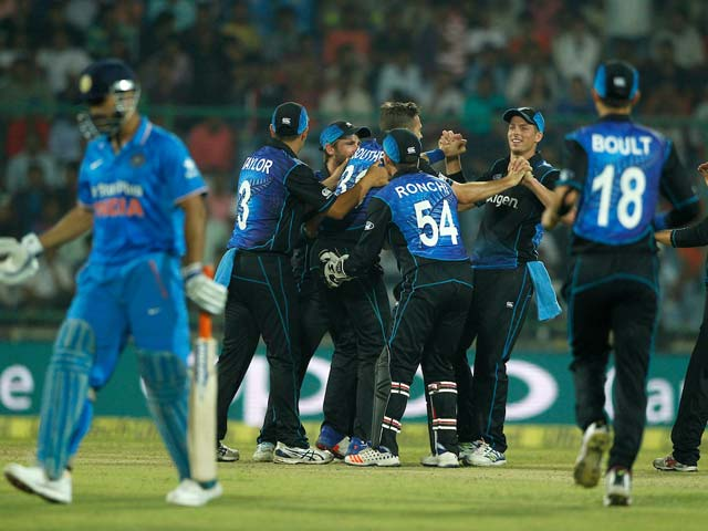 2nd ODI: MS Dhoni's India Lose vs New Zealand Despite Hardik Pandya's Heroics