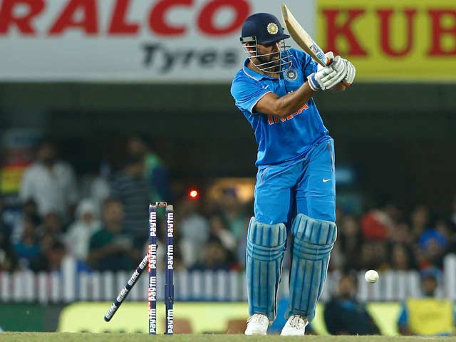 MS Dhoni-Led India Rocked by New Zealand, Series Level at 2-2