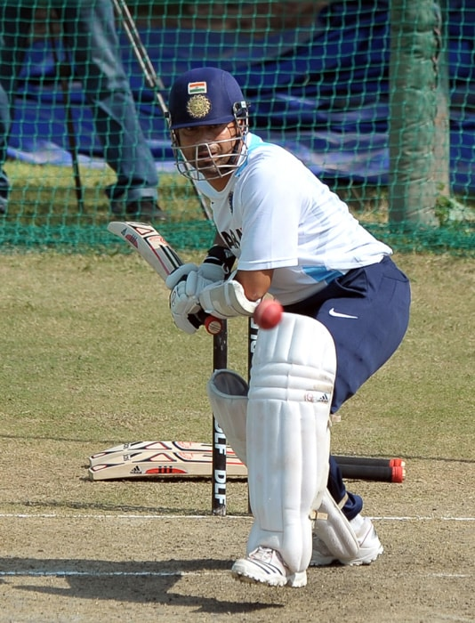 1 Team India practice on eve of Test