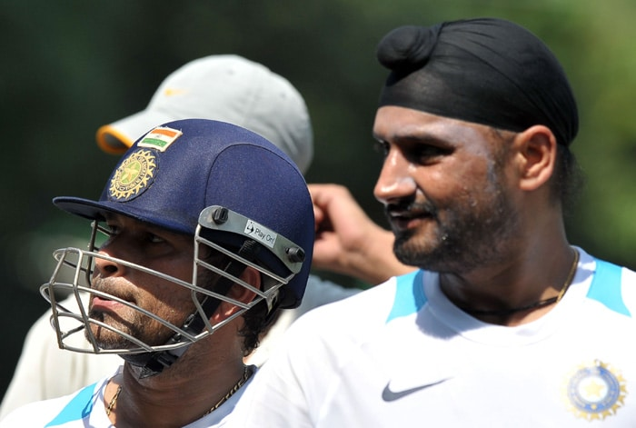 5a Team India practice on eve of Test