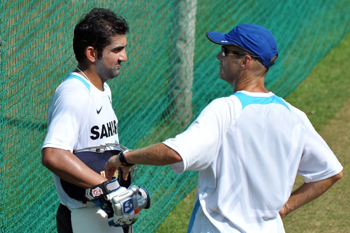 9 Team India practice on eve of Test image gallery