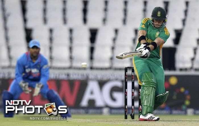 Colin Ingram top-scored with 78 runs and Jacques Kallis scored 61. The two had put up a partnership of 119 runs for the 2nd wicket.