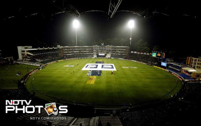 In the end, it came to a naught as incessant rain halted the match for good and the one-off T20 was awarded to the hosts.