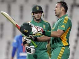 Photo : One-off T20: South Africa beat India by 11 runs (D/L method)