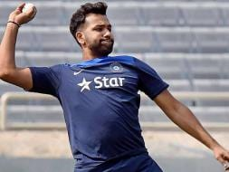 Photo : India Train Hard Ahead of Final ODI vs Sri Lanka