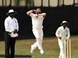Amit Mishra Stars as India Draw WICB President's XI in Warm-Up Match
