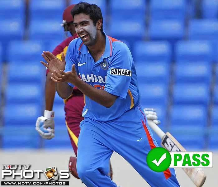 <b>Ravichandran Ashwin</b><br><br> Ravichandran Ashwin has performed exceedingly well for India and the Chennai Super Kings under Mahendra Singh Dhoni but with a changed captain, Ashwin's impact was not as significant. In the broader perspective, Ashwin did a good job containing the batsman which gives him just enough grace marks.