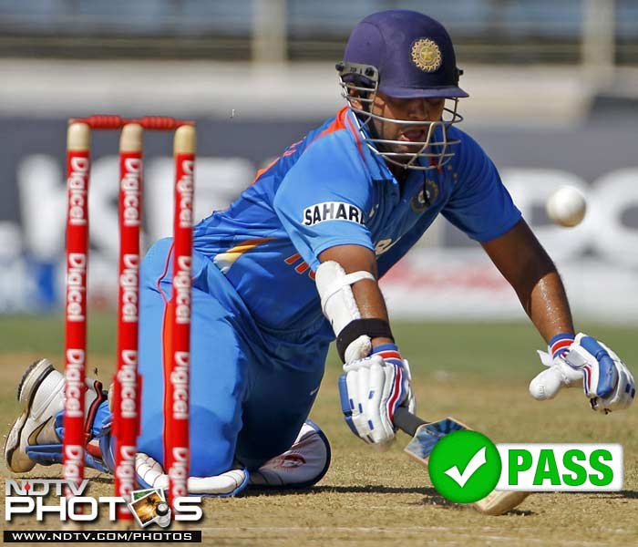 <b>Parthiv Patel</b><br><br> With the usual opening batsmen missing, Parthiv Patel got the golden opportunity of returning to the Indian side, 9 years after making his debut. He got off to some decent starts but with Mahendra Singh Dhoni around, a herculean performance was the need of the hour to announce any stake in Team India's future. <br>