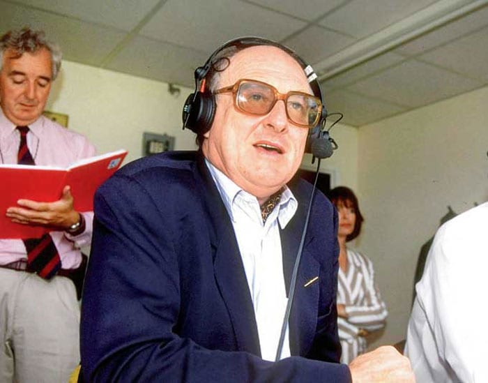 "<b>Blowers bite:</b> This one's from Khalid Ansari's tour diary from India's 1980-81 series in Australia (Sportsweek February 8, 1981): ""British commentator and correspondent Henry 'Blowfly' Blofeld (also nicknamed 'Blowers') came dangerously close to having to eat his hat, as India saved the Adelaide Test by the proverbial skin of the teeth. Blofeld had predicted in his column in 'The Australian' on the third day of the Adelaide Test that there was no way the match played as it was on a beautiful batting strip, could produce a result. Blofeld, who brought his bowler hat to the ground on the last day, waited with plate, salt and pepper, fork and knife in front of him as the Indian batsmen played out the last few agonising moments.""<br><br><b>Courtesy:</b> Mid-Day.com"