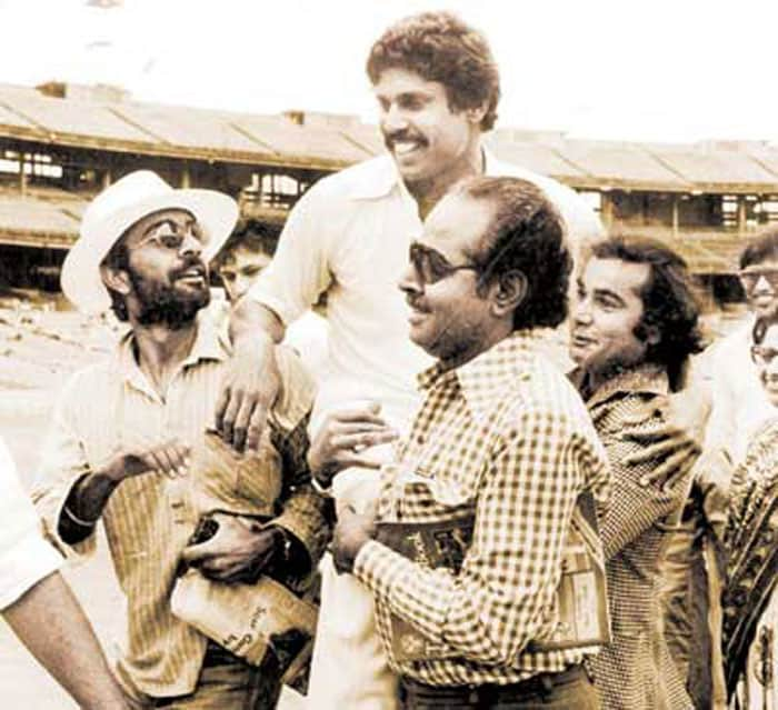 <b>Aluminum ahoy:</b> In Kapil Dev's first autobiography, By God's Decree written in collaboration with Vinay Verma, the great Indian all-rounder's conversation with an official at Sydney's Kingsford Smith Airport in 1980 went like this: Official: Any curry in your kit bag? Kapil: No Official: Any articles of wood? Kapil: No, sir. I only use aluminum bats. Kapil's sense of humour must be appreciated; for being timely too. Only the previous season, Dennis Lillee had got into trouble with his aluminum bat, which he walked out with, in the Perth Test against England. Opposition skipper Mike Brearley objected to it being used and Lillee flung the bat on to the outfield when the umpires found Brearley's objection valid.<br><br><b>Courtesy:</b> Mid-Day.com