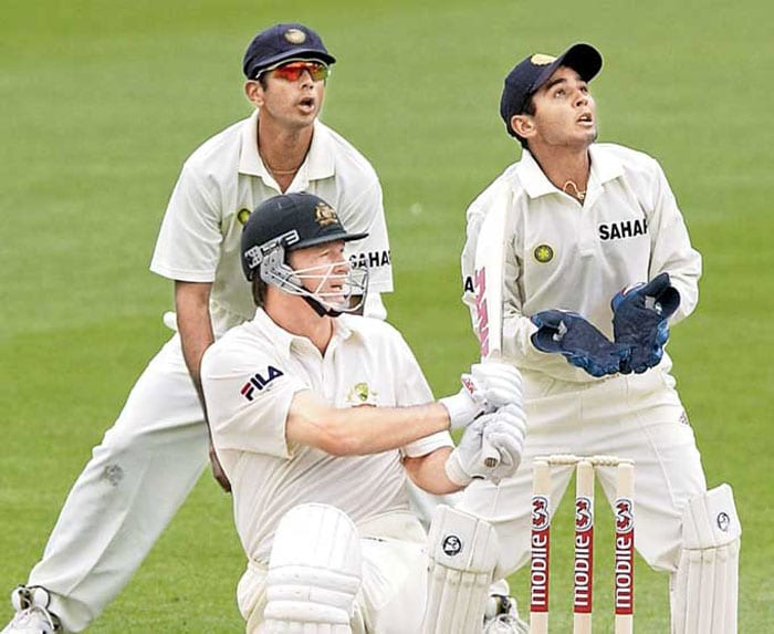 "<b>Nappy snappy:</b> Baby-faced Parthiv Patel on his third overseas international tour, didn't shy away from sledging Steve Waugh during the Australian icon's last Test innings —at the Sydney Cricket Ground in January 2004. Wrote Waugh in his autobiography Out of My Comfort Zone: ""Parthiv Patel chirped at me with a sly, 'Let's finish it off with a slog sweep.' The quip was music to my ears. Firstly, it engaged me into a chat, which I never minded, and secondly, it had come from a young pup. The art of good banter is to come back quickly and with something that hits the mark. Quite calmly I swung around and said to his face, 'Listen, mate, how about showing a bit of respect? When I played my first Test, you were still running around in nappies.'""<br><br><b>Courtesy:</b> Mid-Day.com"