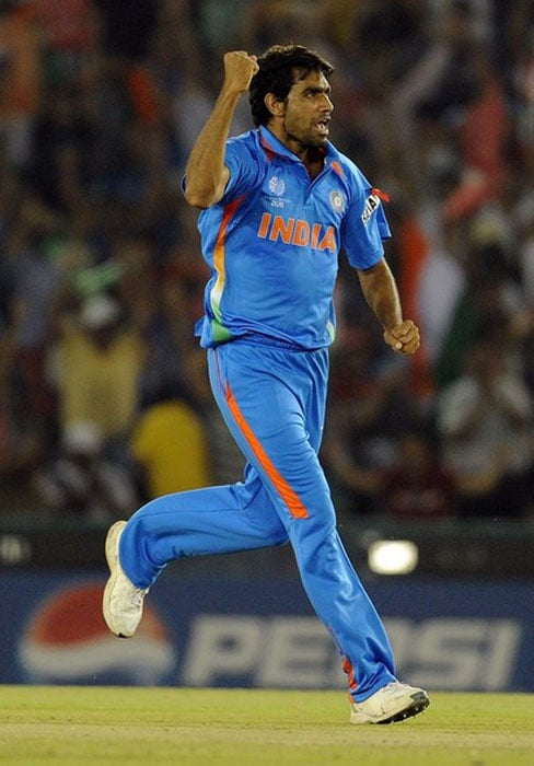 <b>Munaf Patel:</b><br><br> The medium pacer has also not done too well against the West Indies. In the 7 matches against them, Munaf has taken only 6 wickets at an average of 41.5 as opposed to a career average of 30. In the absence of strike bowler Zaheer Khan, Munaf will have added pressure to deliver.