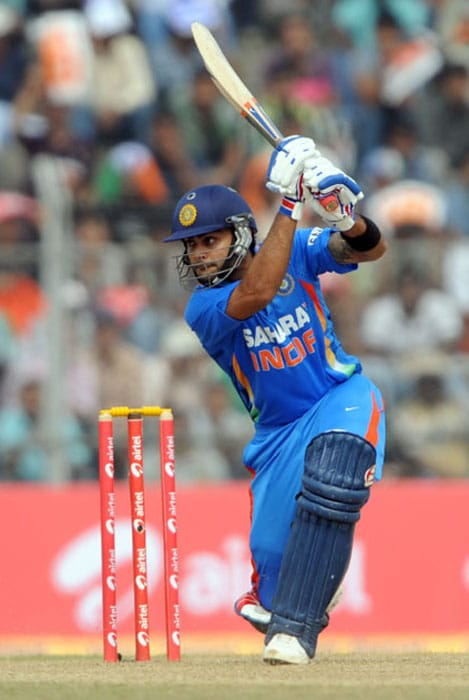 <b>Virat Kohli:</b><br><br> India's man-in-form, expected to be the team's batting mainstay on the tour, has enjoyed success against the Caribbean team. Although he has played only 2 matches, he has notched up 138 runs at an average of 138 and a highest knock of 79 not out in the limited opportunity. Kohli will be expected to anchor the team's innings and his form will play a crucial role in deciding the side's fortune.