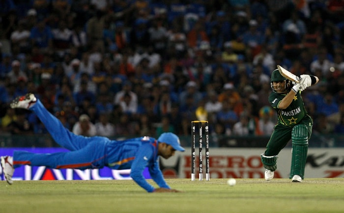 Pakistan started their innings on a positive note, with the openers looking extremely comfortable in the middle. (Getty Images)