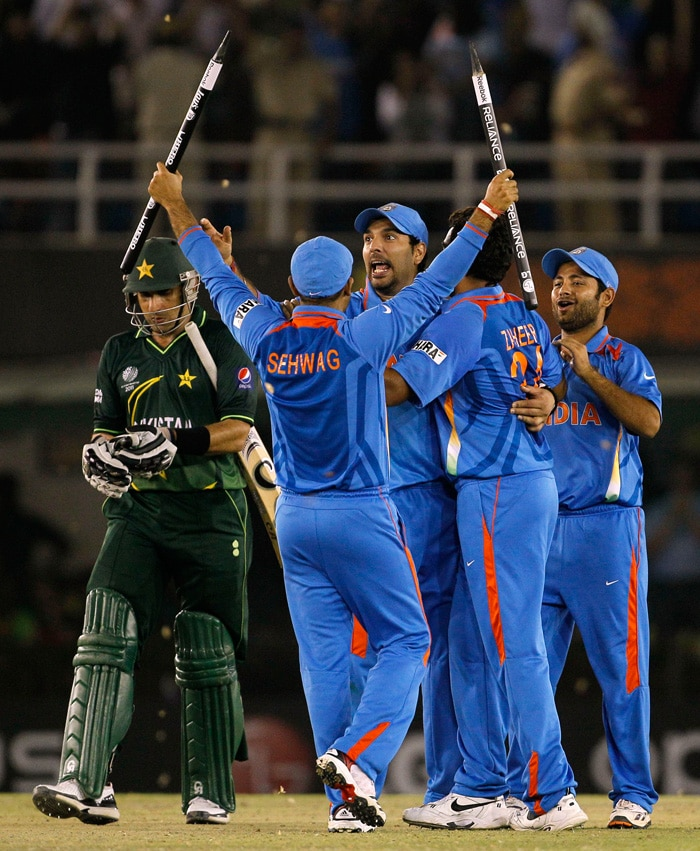 World Cup semi final: India vs Pakistan
