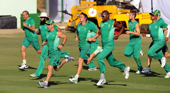 India and South Africa will play the second One-Day International of the three match series in Gwalior. (AFP Photo)