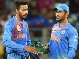 Photo : World T20: India's Winning Run Ends, Lose to South Africa in Warm-up Game