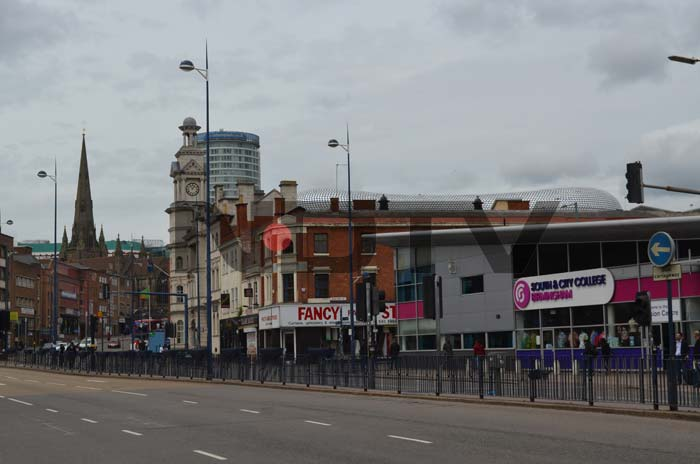 Birmingham City Centre is the business, retail and leisure hub of the second most populous city in England. The National Indoor Arena, is located here, which has hosted many national and international sporting events, as well as music concerts.